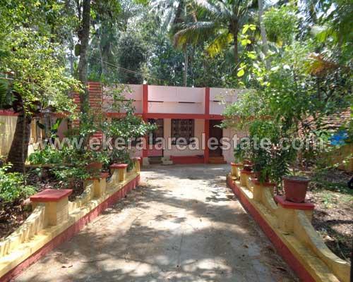 Properties in Neyyattinkara land and used house for sale at Balaramapuram Trivandrum