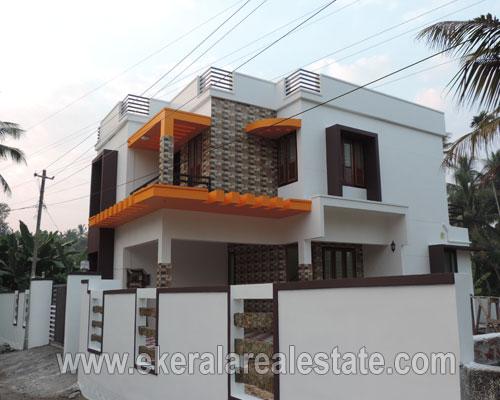 Thirumala Properties New design house villas for sale Thirumala Trivandrum