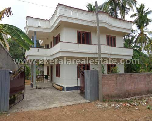 Trivandrum Navaikulam Residential House for sale at Trivandrum Real estate properties Kerala