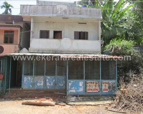 Chirayinkeezhu properties Trivandrum 3 BHK House and shop sale Kadakkavoor Trivandrum