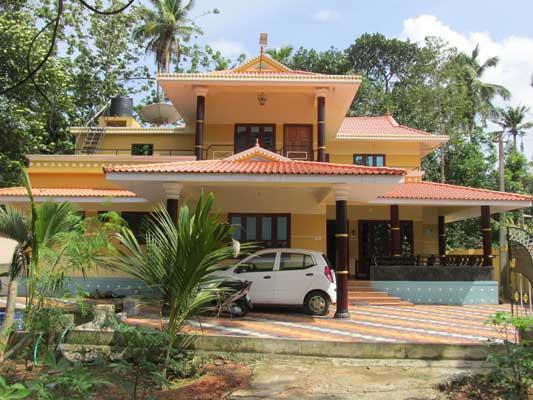 Kollam properties Kerala Brand New House and land sale Parippally Kollam