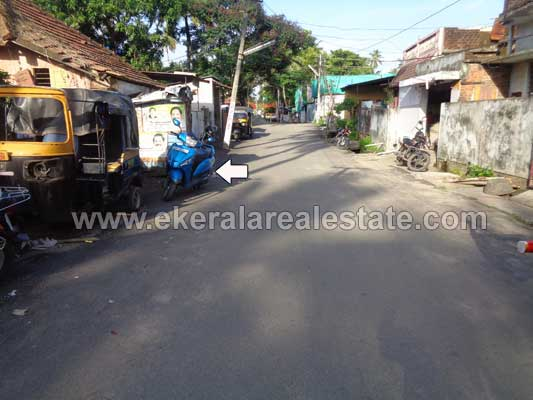 Enchakkal properties Trivandrum Commercial Land Property sale Sreevaraham Trivandrum