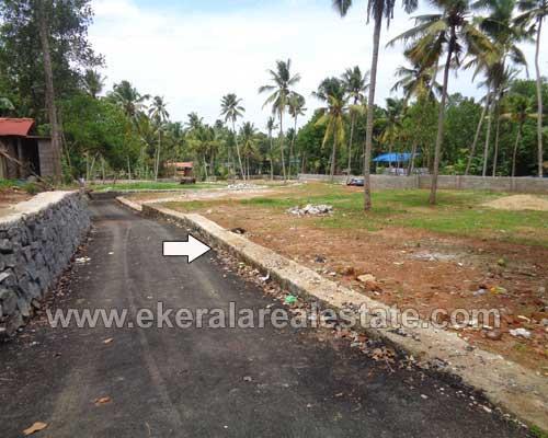 Tar road frontage land at Kadakkavoor Chirayinkeezhu Thiruvananthapuram Real estate