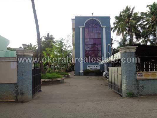 Properties in Kamaleswaram Apartment  Flat at Kamaleswaram Manacaud Trivandrum