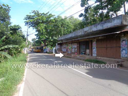 Property sale in Peyad Land with shop Property at Vilappilsala Trivandrum