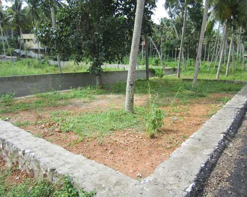 Thiruvananthapuram real estate Properties Land and plot in Santhipuram Njandoorkonam Sreekaryam