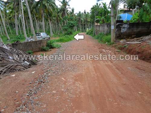 Residential land Property sale in Aniyoor Chempazhanthy near Sreekaryam Trivandrum kerala