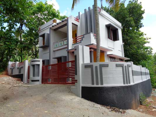 Below 50 lakhs New house sale in Kallambalam near Attingal Trivandrum kerala