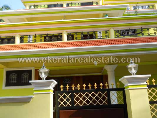 3 years old  House for sale in Karamana near Kaimanam Trivandrum kerala