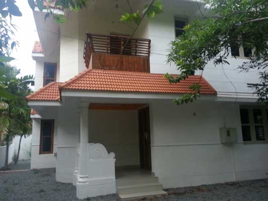 1.15 Crore Brand New House for sale in Poojappura Trivandrum kerala