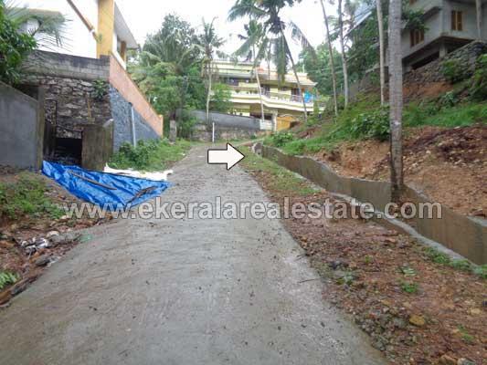Residential house Plots for sale in Pallimukku Kallayam Trivandrum kerala