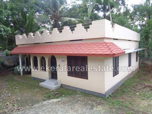 24 lakhs Residential used house for sale in Neyyattinkara Amaravila Trivandrum kerala