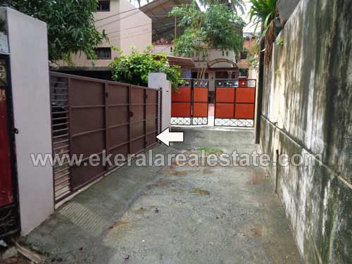 Land with Used House for sale in Chettikulangara near Over Bridge Trivandrum kerala