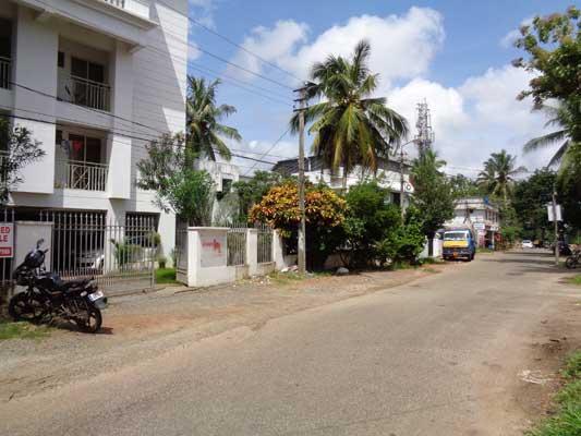 Furnished Apartment in Pongumoodu near Sreekaryam Trivandrum Kerala