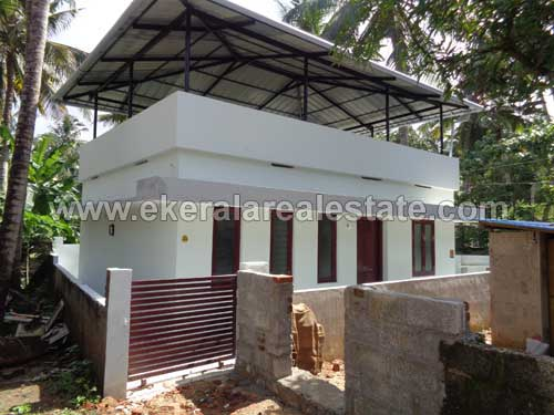 Single Storied Used House in Chalakuzhy Road near pattom Trivandrum Kerala