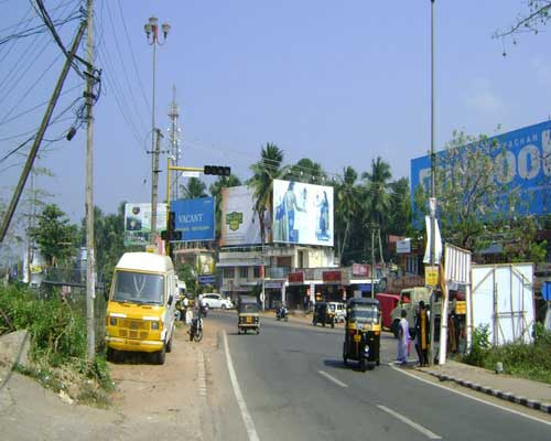 Land ideal for Commercial Purpose in Kovalam Junction near vizhinjam Trivandrum Kerala