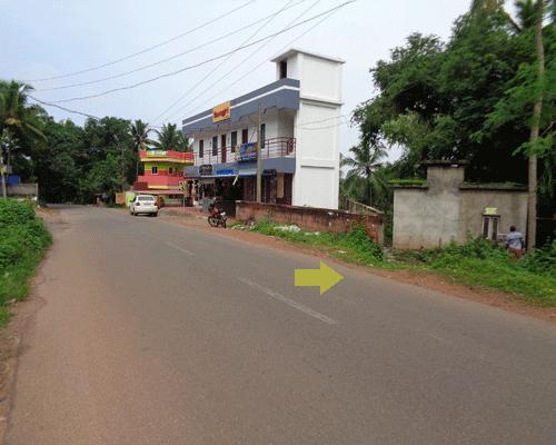Land plots sale in Korani near Attingal Trivandrum Attingal real estate land sale