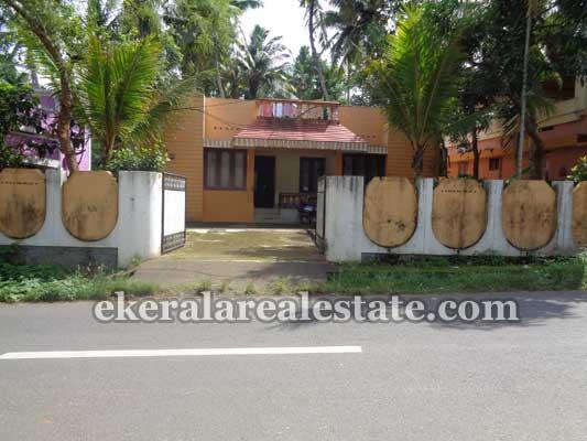 Kerala real estate Vellayani Properties Land and single storied House sale Vellayani Temple –  Kalliyoor Road