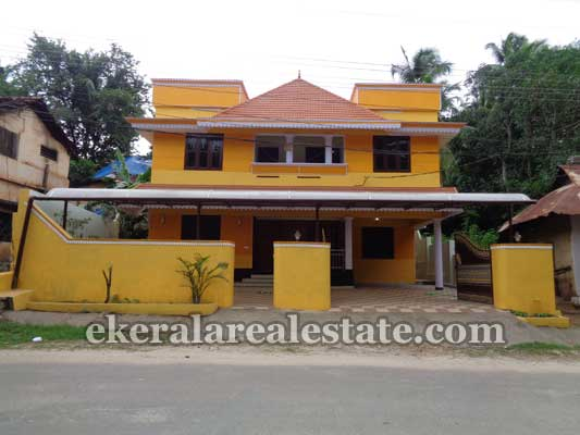 Kerala real estate Vattiyoorkavu Properties Land with House sale Kachani vattiyoorkavu