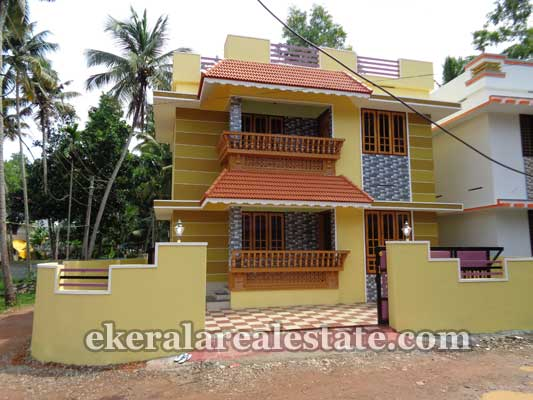 kerala real estate nettayam properties new modern House villas in nettayam vattiyoorkavu