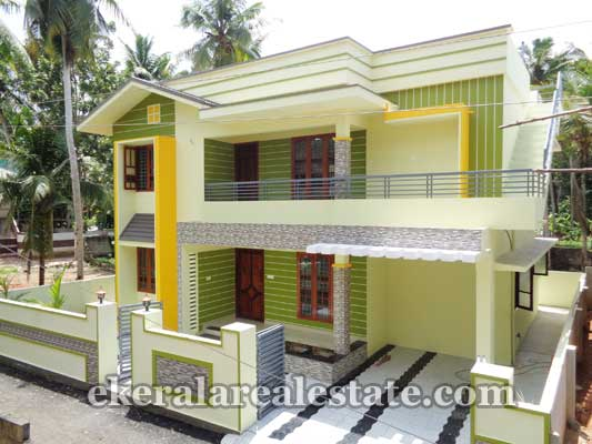 New House villas sale in Kundamanbhagam Thirumala Trivandrum Thirumala houses sale
