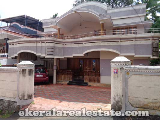 2500 Sq.ft 6 BHK house sale in Thirumala trivandrum kerala real estate Thirumala Properties