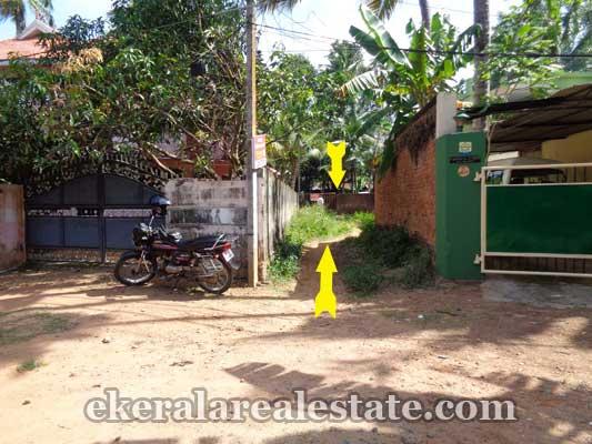 residential land sale at Pappanamcode trivandrum kerala properties