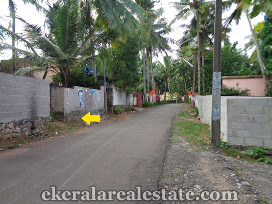 Kudappanakunnu 12 cents residential land for sale Trivandrum Properties kerala real estate