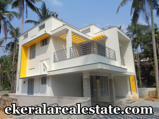 independent house  sale at  Pangappara Karyavattom   kerala real estate properties Pangappara Karyavattom