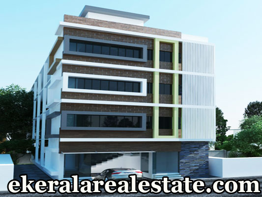 Apartment Located at Mudavanmugal Sankaranarayanan Road Area : 1100 Sq.ft.(each) 3 Floor , 9 Apartments. Separate Car Parking. 2 Bedroom (2 Attached), Modular Kitchen,Lift Facilities,1 Car Parking & Two Wheeler Parking for each apartment Main Road – 100 meter Bus Stop – 100 meter St. Mary's Higher Secondary School – 500 meter Panchakarma Ayurveda Hospital – 1.5 km Sree Chitra Hospital – 400 meter Price : 45 lakhs (including registration) Contact no : +91 9387834741, 9497006986  When you call, plz mention that you found this ad on ekeralarealestate.com