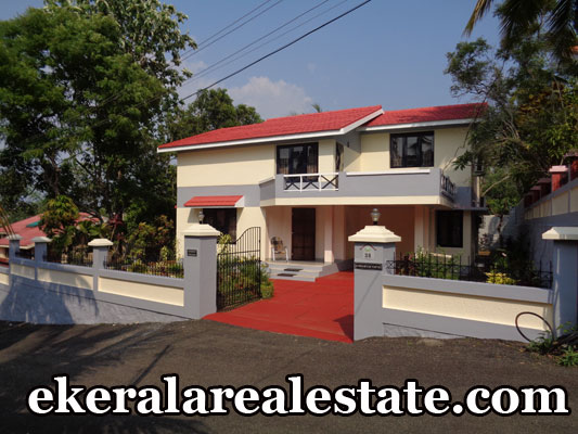Villa located at Peyad Skylinepark villas Area : 19 Cents 2000 sqft , 3 AC Bedrooms( 3 attached) Lot of Fruit Trees and Two Teaks in the Land House will be Sold with all Furniture and Fittings Newly Painted House with New Voltas Split AC in all Bedrooms No Agents Please Amenities – 24/7 security,Clubhouse, Childrens Play Area etc Price : 1.60 Crore Name : Daniel George dgeorge409@yahoo.com Contact no : USA – 760-513-0112 (mob), 706-496-7846 (land ) When you call, plz mention that you found this ad on ekeralarealestate.com