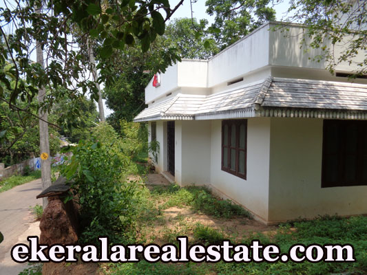 land and used house for sale at Kadakkavoor Mannathi Moola Varkala real estate kerala trivandrum properties