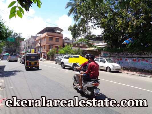 Land and 3 bhk House Sale at Kims Road Kumarapuram Junction Trivandrum Kerala Real Estate Properties
