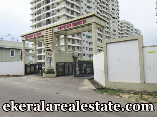 new flat for sale at Menamkulam Kazhakuttom Technopark Trivandrum kerala real estate properties flat for sale