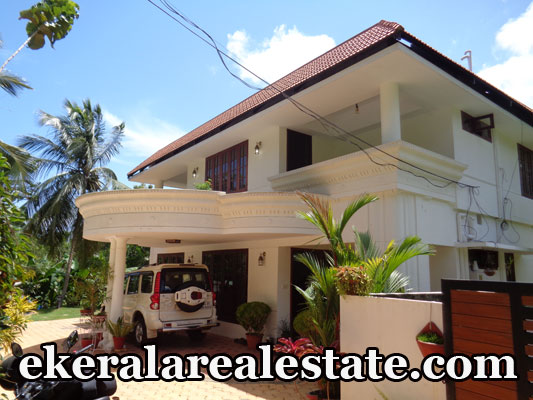 4 bhk house for sale at Near Paruthippara Parottukonam Chempaka School real estate kerala trivandrum Parottukonam