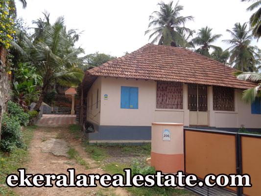 Land Old Tiled House Sale at Udara Shiromani Road Vazhuthacaud Vellayambalam Trivandrum