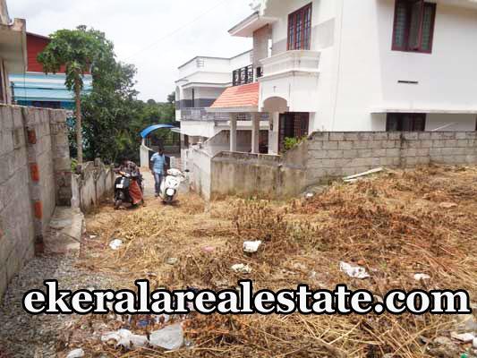 house plot sale at Mythri Nagar Valiyavila Thirumala Trivandrum real estate trivandrum Thirumala Trivandrum