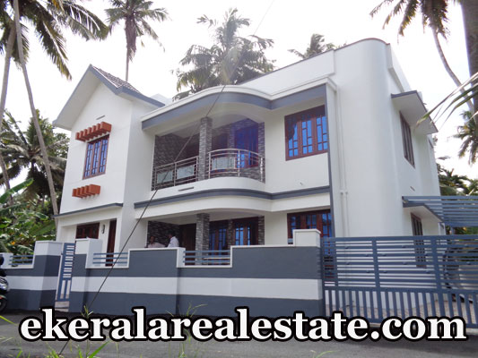 2000 Sqft House Sale at Thoppil Lane Ulloor Medical College Near SUT Royal Hospital  Trivandrum Kerala
