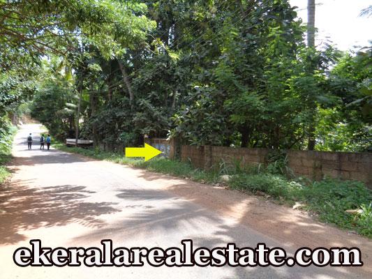 road frontage land sale at Marayamuttom Aruvippuram Neyyattinkara Trivandrum real estate properties kerala