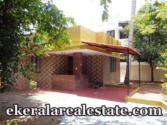 10 cents 900 Sqft House sale at  Bapuji Nagar Pongumoodu Sreekariyam Trivandrum
