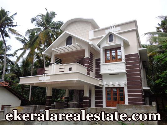 5 cents 2380 Sqft 4 Bhk House Sale at Perukavu Thirumala Trivandrum Thirumala Real Estate Properties