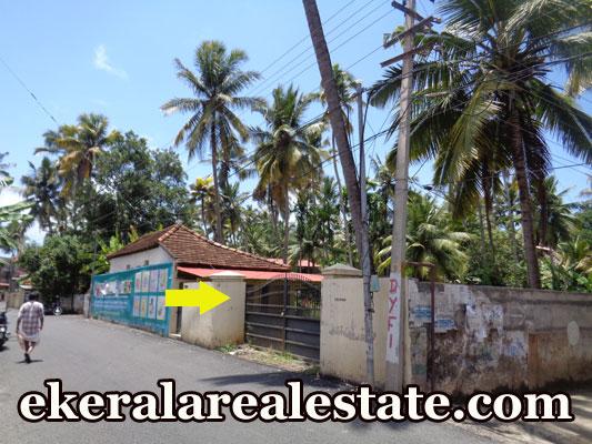 house plot for sale at Manacaud Mukkolakkal MLA Road real estate Manacaud Mukkolakkal MLA Road