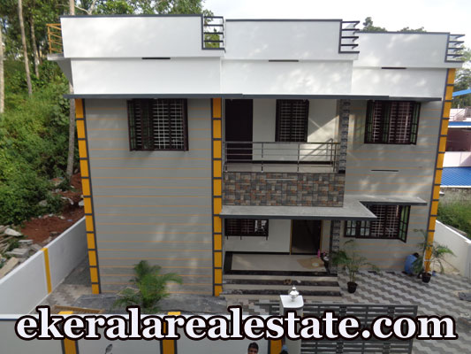 55 lakhs 3 bhk house for sale at Kunnapuzha Thirumala Trivandrum real estate kerala trivandrum