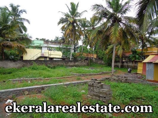 house plot for sale at Thittamangalam Vattiyoorkavu Trivandrum real estate kerala trivandrum properties sale