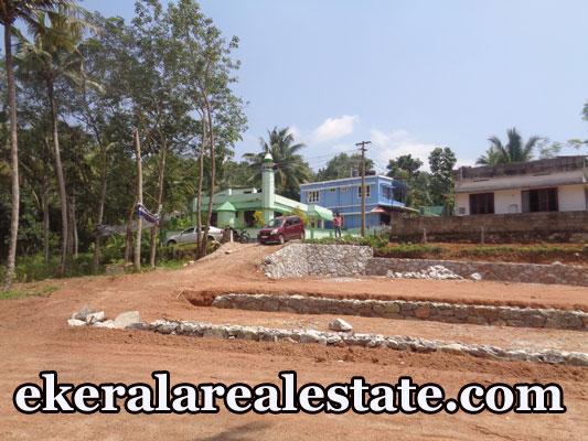 house plot for sale at Kaipadi Karakulam Trivandrum real estate kerala trivandrum land sale