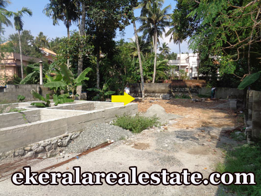 house plot for sale at PTP Nagar Arappura Vattiyoorkavu Trivandrum real estate kerala trivandrum
