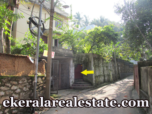 land and used house for sale at Sasthamangalam Pipinmoodu Trivandrum real estate kerala