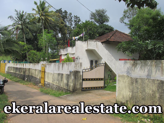 land and house for sale at Kachani Mylam Trivandrum real estate kerala trivandrum