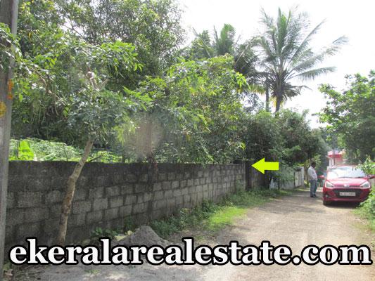 house plot for sale at Surya Nagar Mannanthala real estate trivandrum kerala