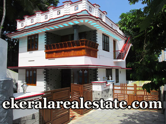 new house for sale at Thachottukavu trivandrum kerala real estate properties sale